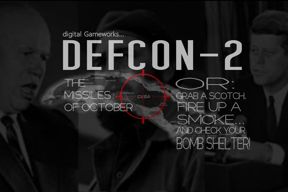 digital gameworks DefCon-2: The Missiles of October