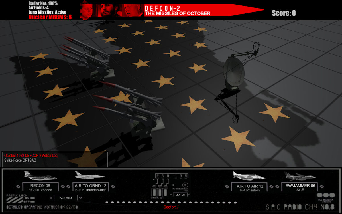 defcon 2 the missiles of october digital gameworks