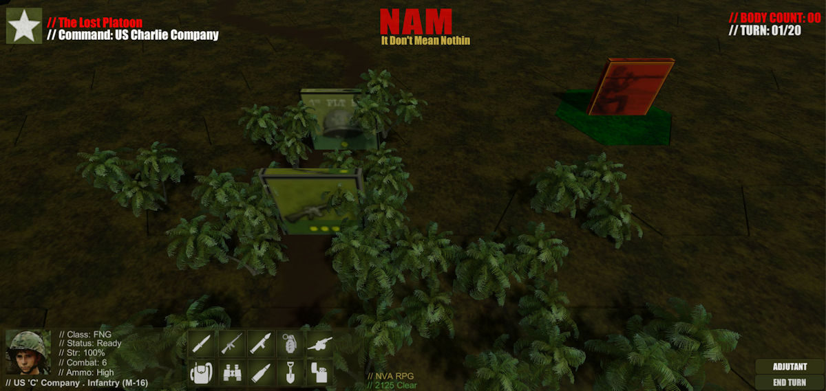 digital Gameworks Vietnam FireFights