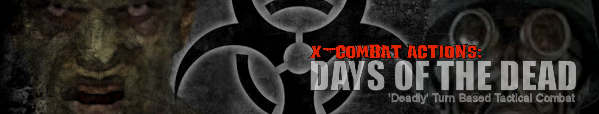 X-Combat Actions: Days of the Dead